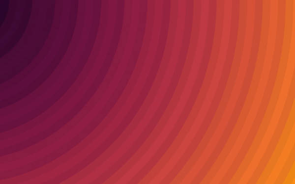Rainbow Vortex Background